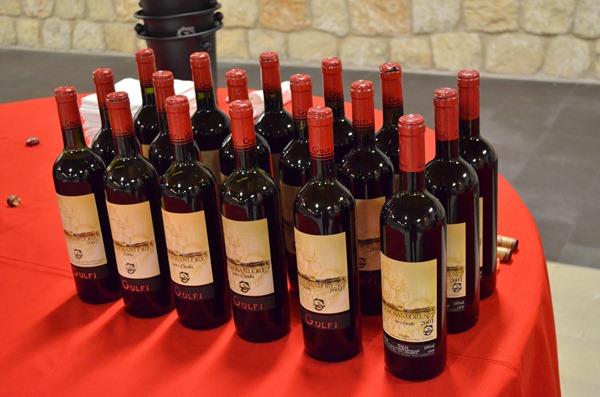 古妃酒庄(Gulfi Winery)的Nerosanlore,来源:陈微然