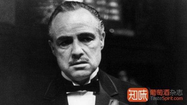 教父的一... Marlon Brando Godfather