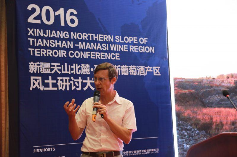中信国安葡萄酒业首席酿酒师 弗莱德·诺里奥