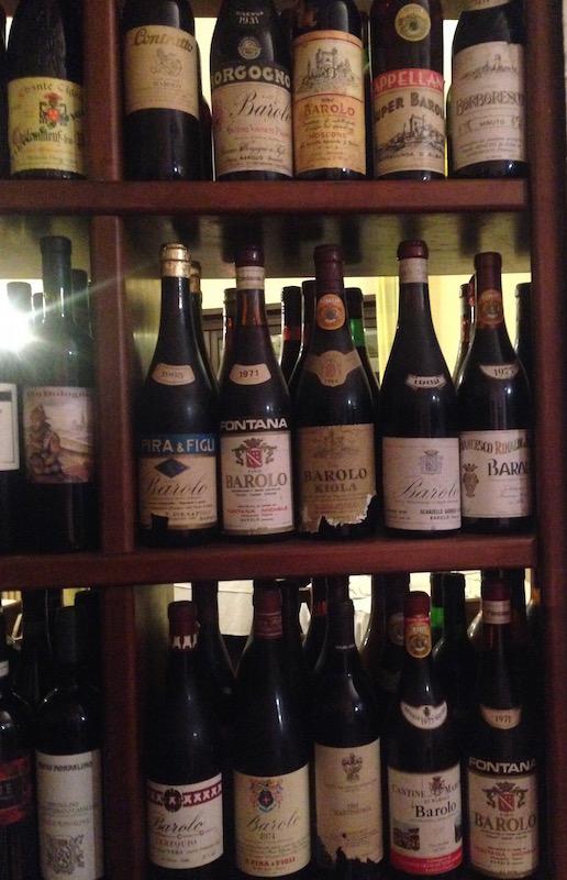 """很多酒庄甚至倾向于把他们最好的作品留在饭桌上,而不是酒庄的品鉴室里喝。不管是""""特级园""""的Prosecco,还是非常好的的Barolo。"""