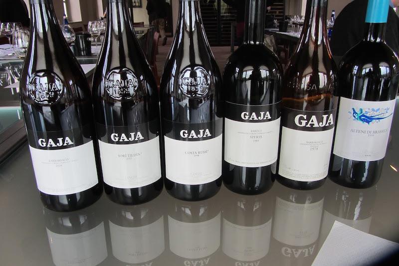 尽管起身于Barbaresco,但Gaja家族的巴罗洛同样被视为拥有顶级品质,图片来源:Barmowse.blogspot.com