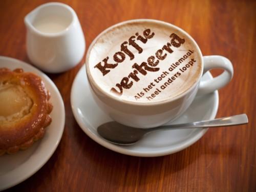 KOFFIE VERKEERD (wrong coffee)图片来源:www.chicklit.nl
