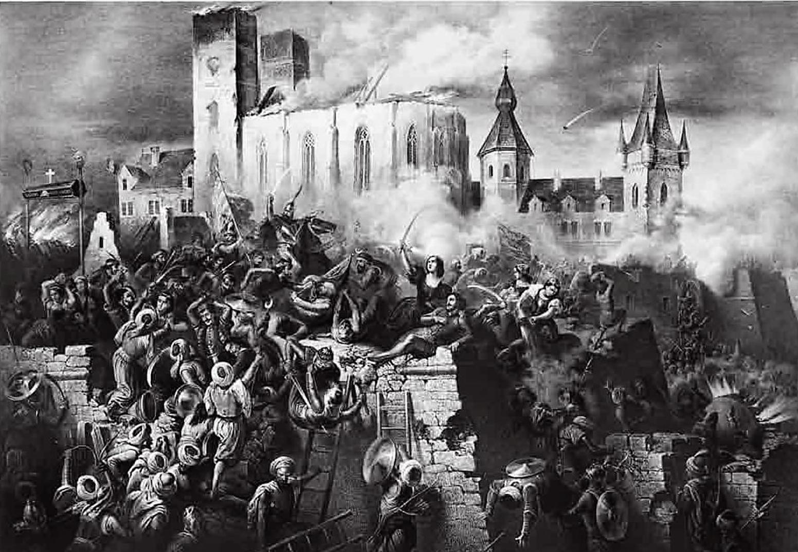 Eger围城战