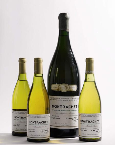 罗曼尼-康帝酒庄(DRC)的蒙哈榭(Montrachet)