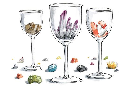 """到底什么是葡萄酒里的""""矿物感""""?"""