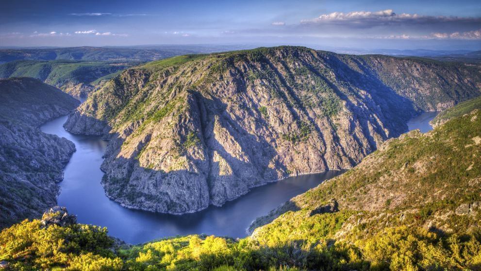 """西班牙Galicia壮丽的""""神圣河岸""""产区Ribeira Sacra"""