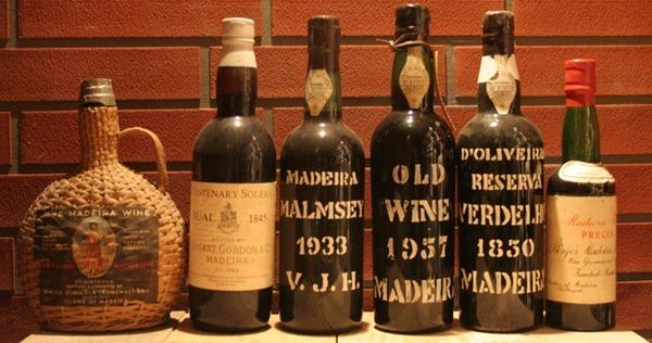 马德拉酒(Madeira),来源:Eigenes Werk