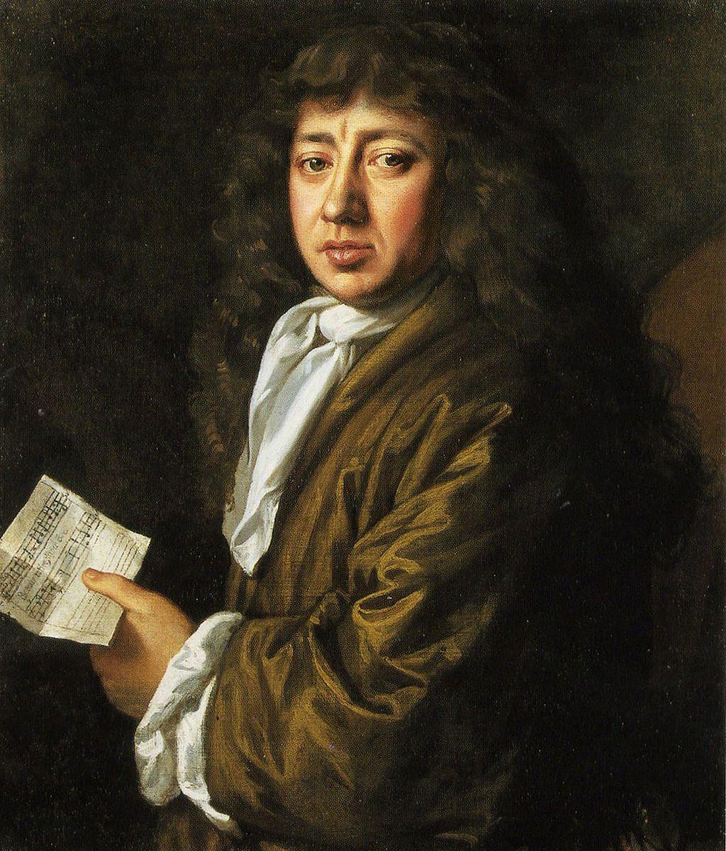 17世纪的英国日记作家、政治家塞缪尔·皮普斯(Samuel Pepys)