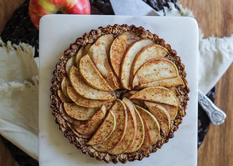 苹果挞,图片来源:bakerita.com