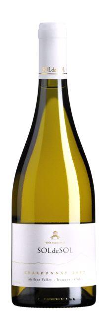 Vina Aquitania Sol de Sol Chardonnay