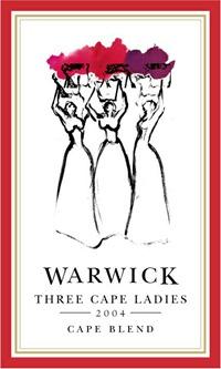 沃悦客庄园Warwick Estate的3 Cape Ladies