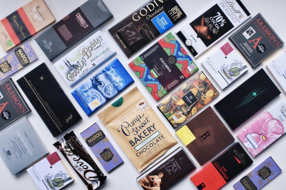 我们测评了全世界的巧克力,终于找到了最好吃的那一款