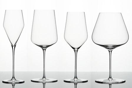 Zalto的四款酒杯