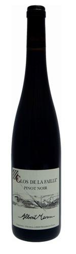 Albert Mann,Clos de la Faille,Pinot Noir