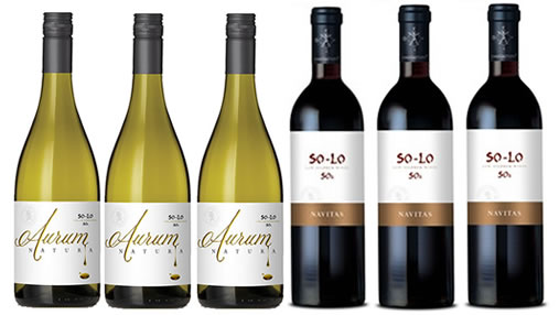 SoLo Wines是目前主要在英国市场的一类新兴Nature Wine品牌,意思就是so low SO2(好低的二氧化硫)