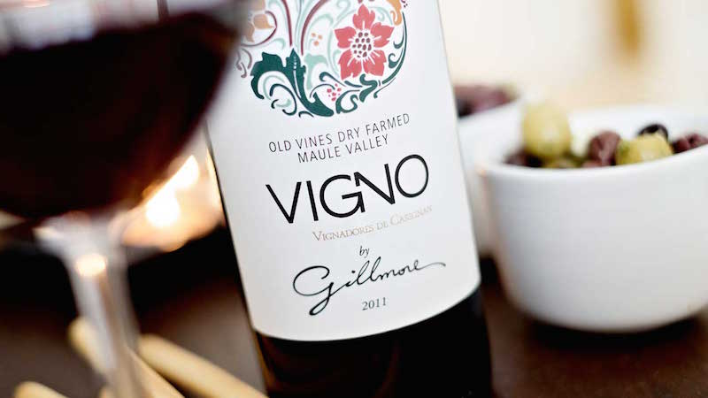 VIGNO成员酿成的酒都会在尽可能显眼的地方印上这五个大字