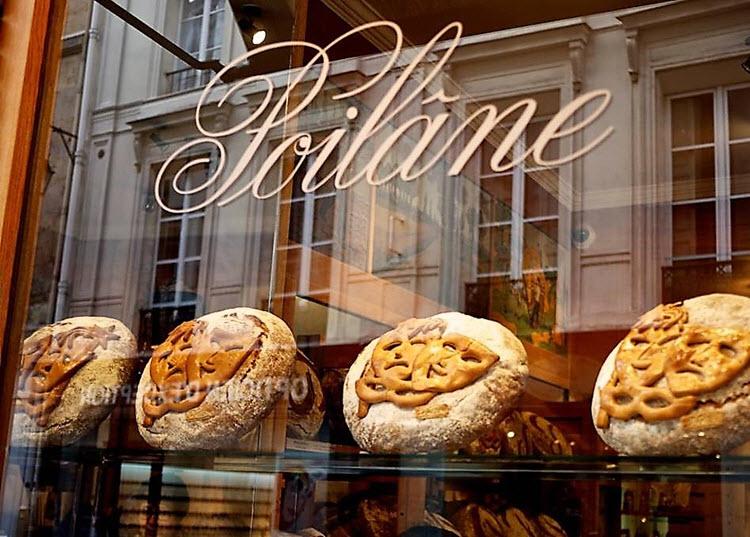 巴黎著名面包店Poilâne