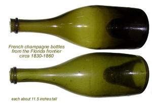 香槟瓶,图片来源:nakedwinery
