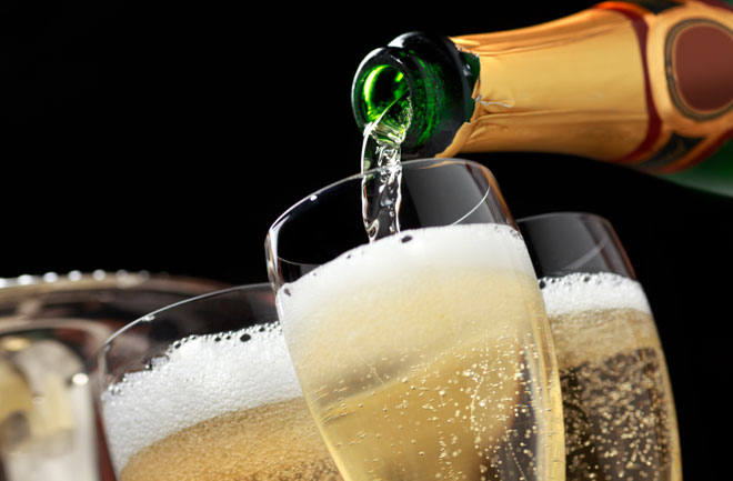 香槟 Champagne