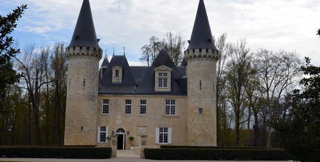 负责承办2012年中级名庄期酒品鉴会的达加萨克酒庄(Château d'Agassac),来源:贝尔纳·布尔奇