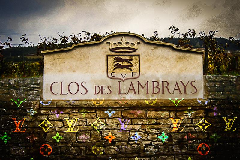 伴随收购,朗贝雷酒庄的得名特级园Clos des Lambrays也归入LVMH旗下,图片来源:dijonbeaunemag.fr
