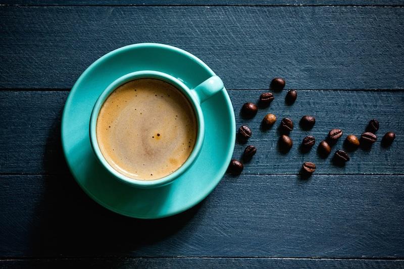 Coffee Desktop Background