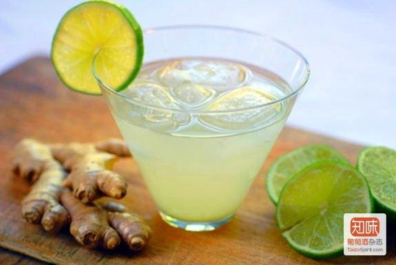 姜汁汽水威士忌鸡尾酒,图片来源:elana's pantry