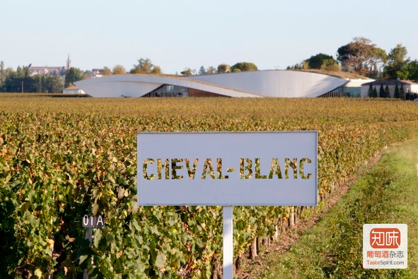 图片来源:© Gerard UferasChateau Cheval Blanc septembre 2011