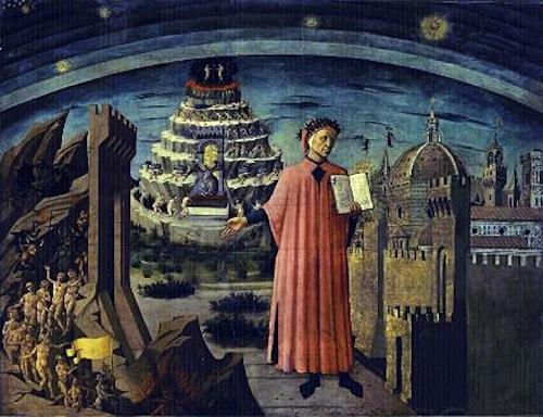 斯塔夫·多雷(Gustave Dore)为神曲所绘的炼狱插图
