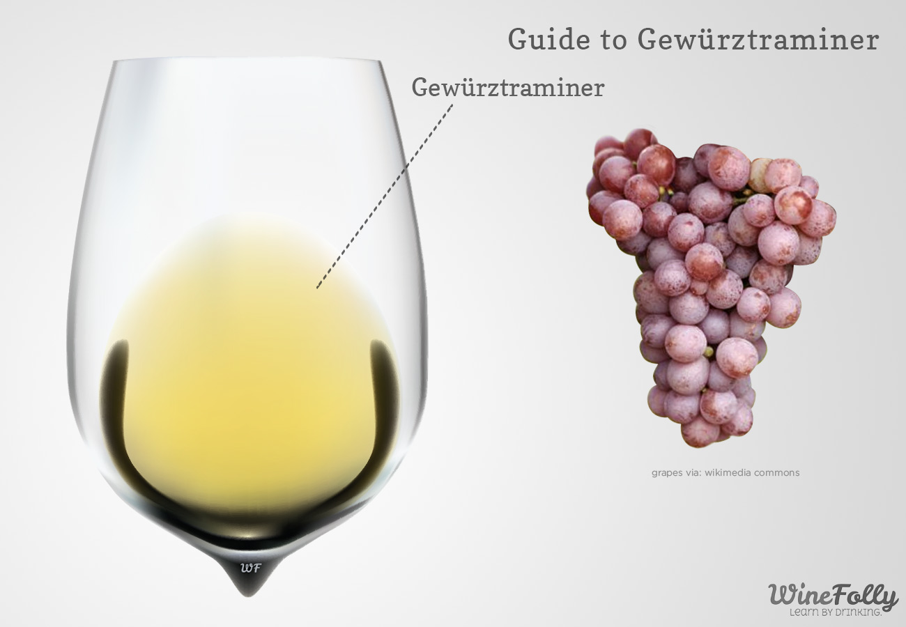 gewurztraminer-in-a-glass-with-grapes