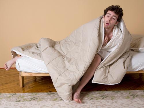 hangover  wake up