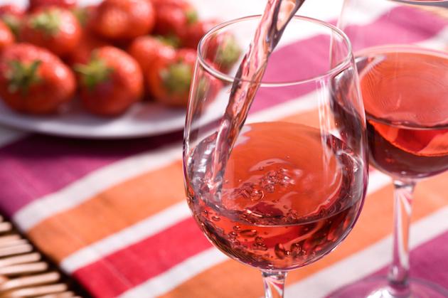 新鲜、阳光,这些是桃红的制胜法宝,图片来源:mixtopia