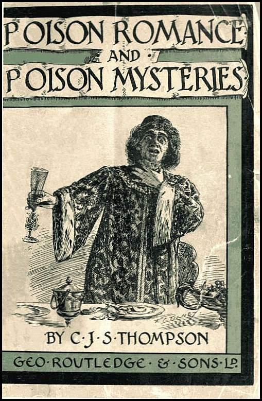 《毒药的艺术》作者: C.J.S. Thompson
