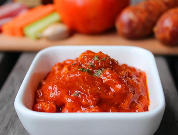番茄香肠意面,图片来源:巴巴