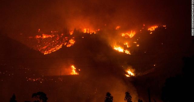 今年1月,智利Itata产区爆发了有史以来最严重的森林火灾