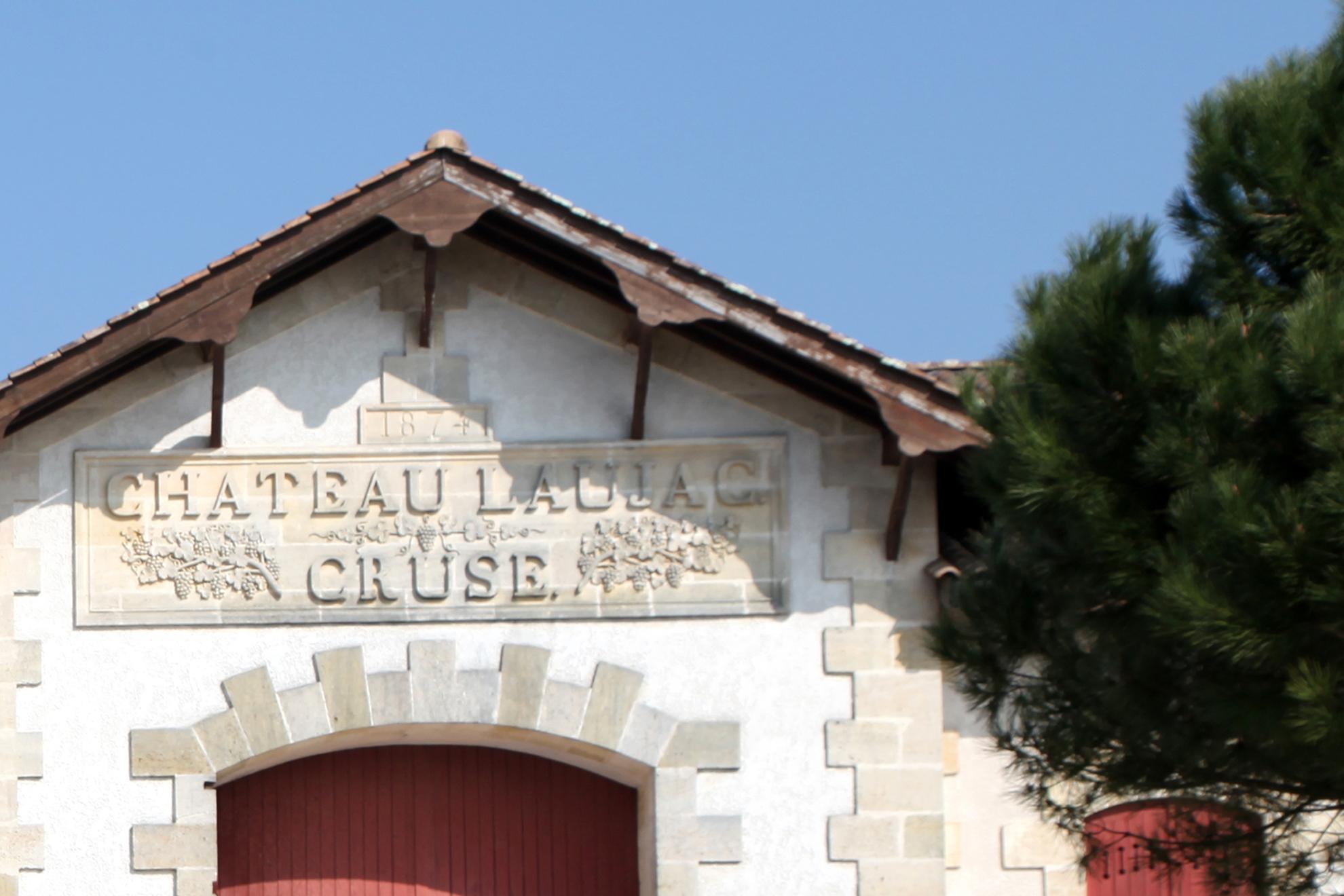 Laujac古堡,位于Medoc产区,1874年由Cruse家族购入,是家族现在手中历史最长的酒庄