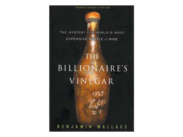 亿万富豪的醋