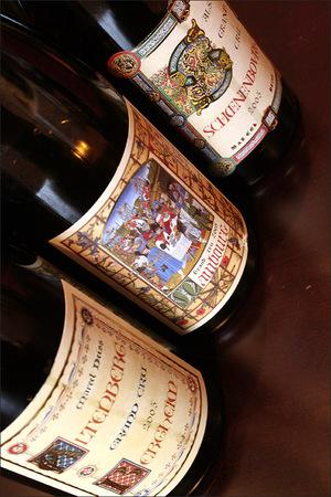 苔丝美人(Marcel Deiss)是非常罕见的使用调配品种来酿造特级园的阿尔萨斯酒庄