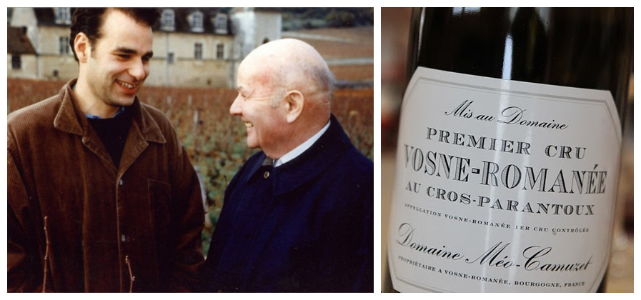 Henri Jayer和年轻的Jean-Nicholas Méo
