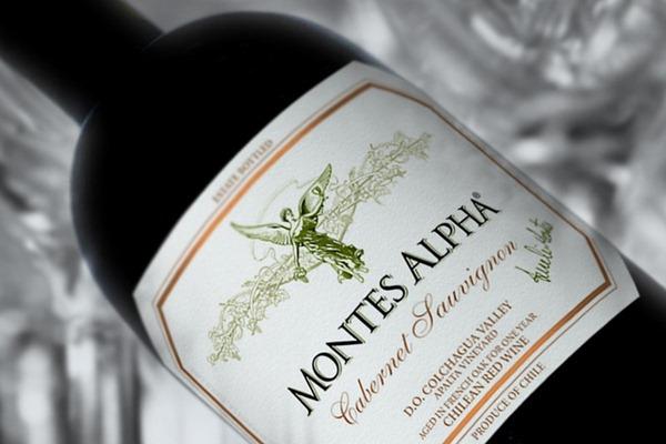 蒙特斯欧法赤霞珠 Montes Alpha Cabernet Sauvignon,来源:Montes