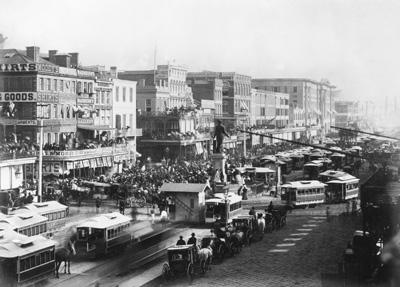 战前繁华的新奥尔良
