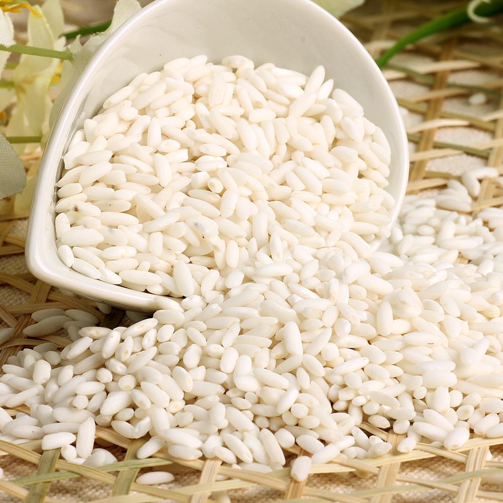 好的糯米是酿制上等黄酒不可或缺的原料