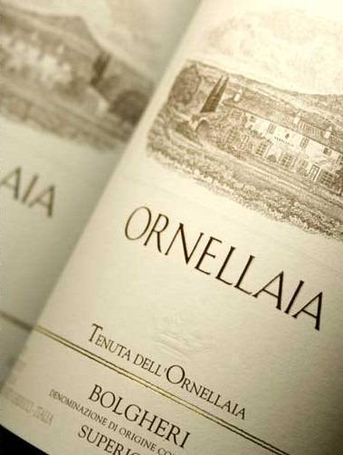 奥纳亚 Ornellaia 主牌