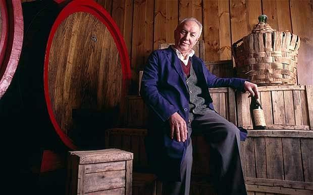 """流淌着创新血液的""""传统""""酒神 Giuseppe Quintarelli"""
