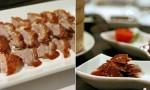 在伦敦吃北京烤鸭