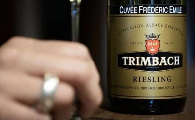阿尔萨斯名家Trimbach庄主大师班,体验品种与风土的魅力