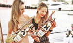这些酷炫的香槟神器,看完惊了…你们感受下