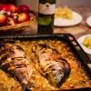 鱼酒之欢:重度油炸鱼盘的配法