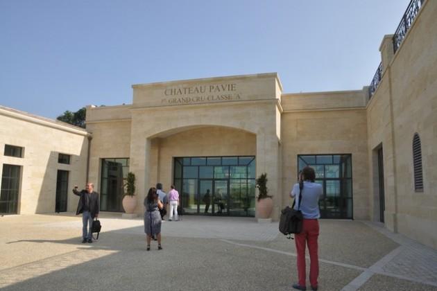 晋级之后:帕菲酒庄 Chateau Pavie庄主夫妇访谈