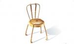 怎样把香槟塞变成美爆了的小椅子